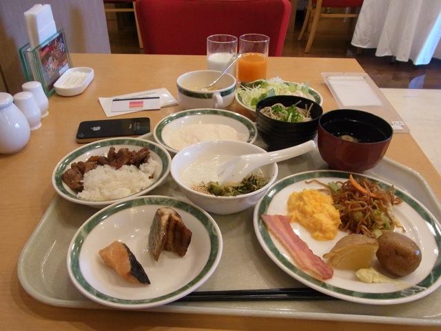 「日航ノースランド帯広 朝食」の画像検索結果
